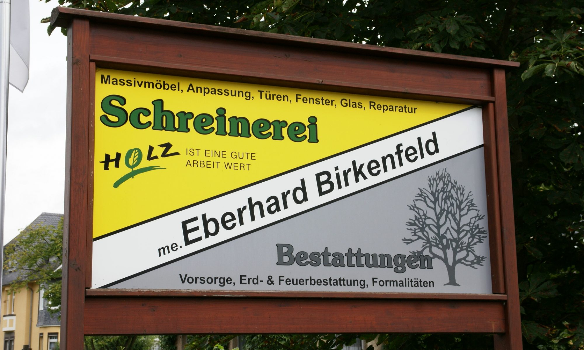 Bestattungen Birkenfeld